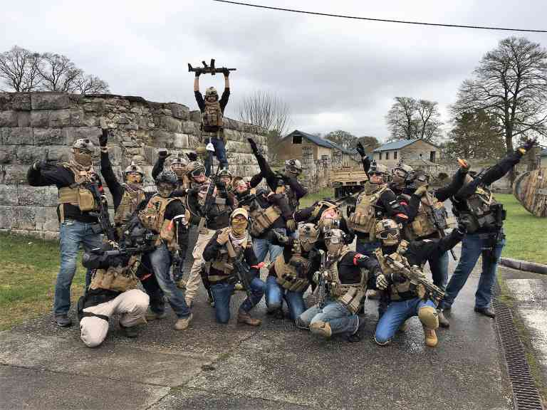 groupe teambuilding